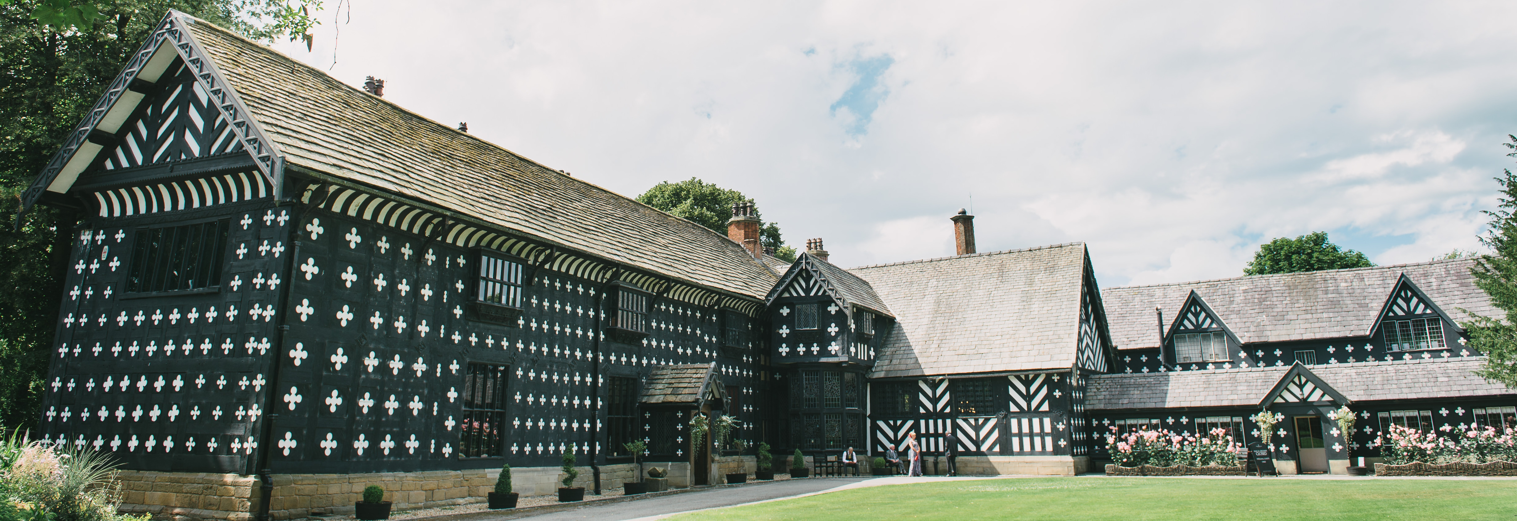 Samlesbury Hall - Lancashire's Historic Home