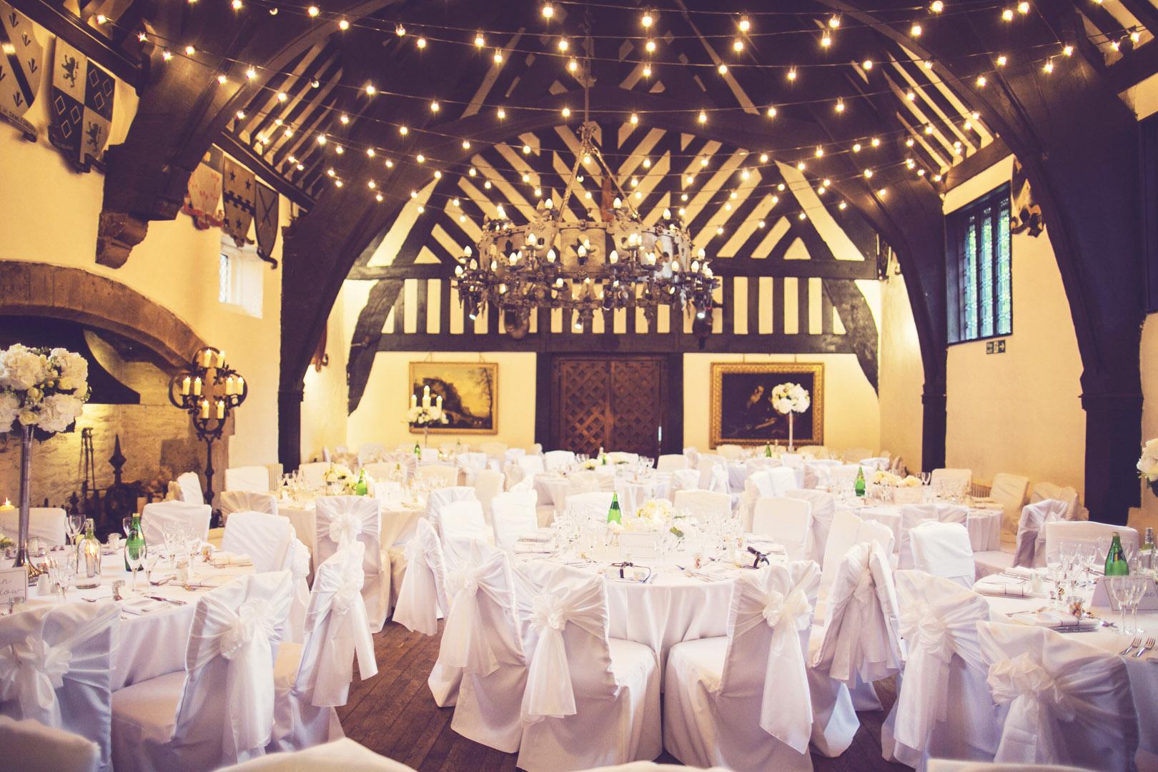 Weddings Samlesbury Hall