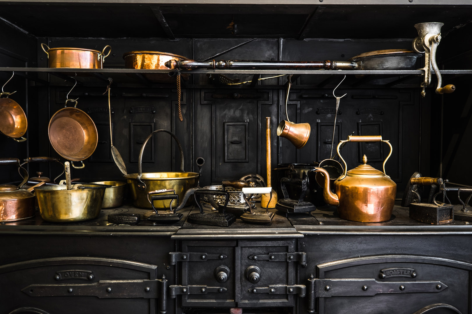The Victorian Kitchen Company Darkness Visible That Sinking Feeling Victorian Kitchens Victorian