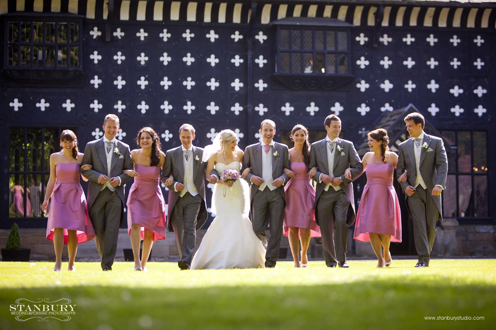Weddings Samlesbury Hall