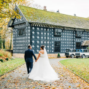 A GORGEOUS AUTUMN WEDDING AT SAMLESBURY HALL