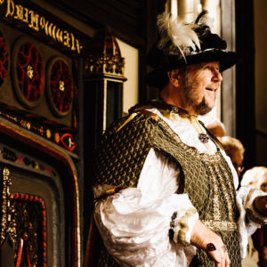 Free tours with King Henry VIII