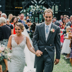 A BEAUTIFUL AUGUST SUMMER'S DAY WEDDING AT SAMLESBURY HALL