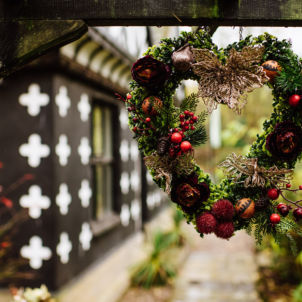 Seasonal Wreath Making
