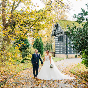 Autumnal Wedding Open Evening