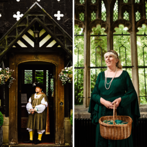 Two Free Tours with King Henry VIII & Agnes