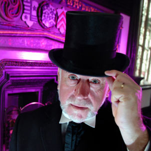 Simon Entwistle's Spooky Tours of the Hall