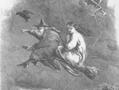 1612 – Jane Southworth accused of witchcraft