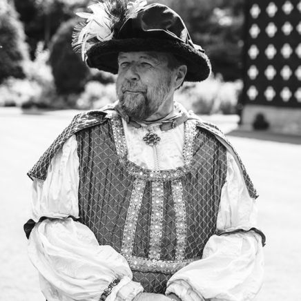 Tudor tours with Henry VIII